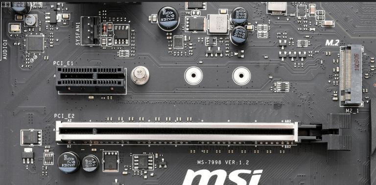 msi c236a workstation主机板,给你工作站级的稳定与强力效能
