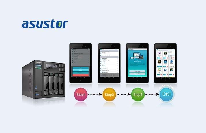 AiMaster 全功能NAS 管理 app
