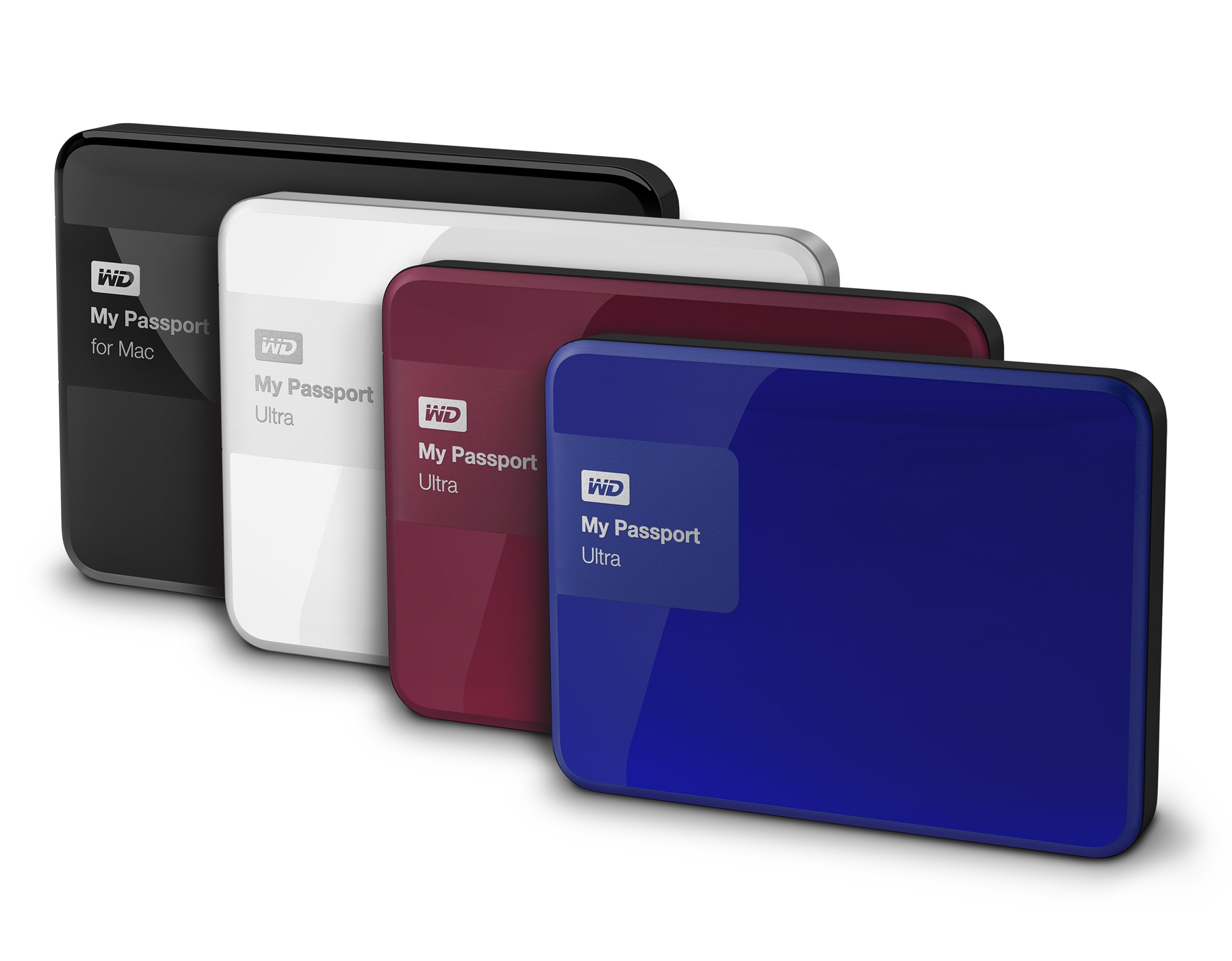 Western Digital HD externo My Passport Ultra portable 4TB-Especificações